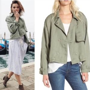 Rails Barclay Crop Jacket